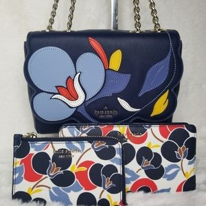 3pcs kate spade set DESIGNER BAG +++ Last 1